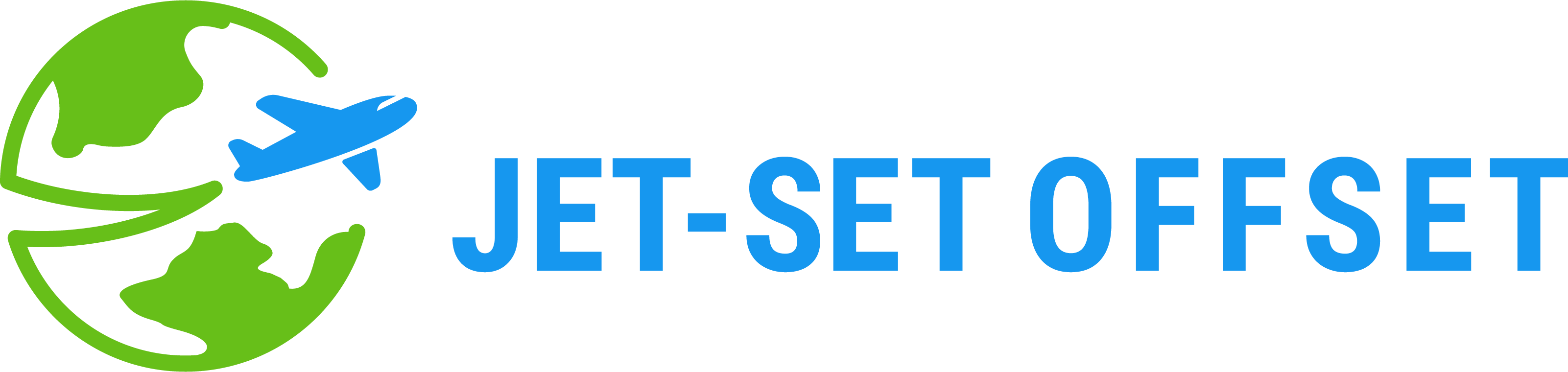 Jet-Set Offset blue logo